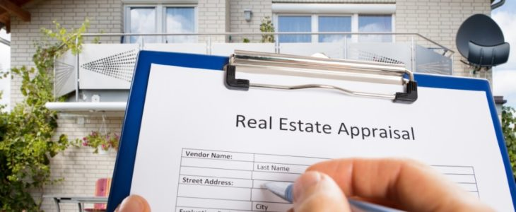 Divorce and Real Estate Appraisal